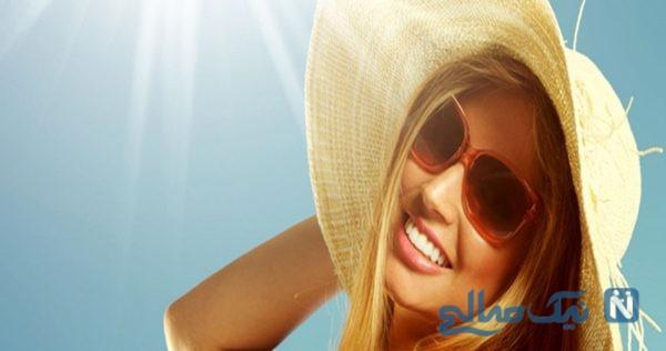 پیشگیری از بیماری پوستی در فصل تابستان!