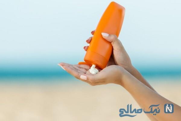 کرم ضد آفتاب مناسب برای پوست های خشک!