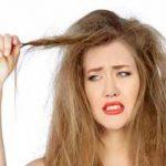 چه عواملی در خشک شدن موها تاثیر میگذارد؟!
