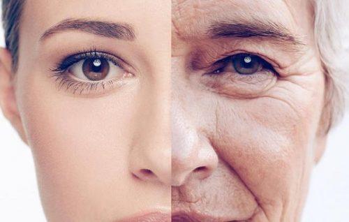 علل پیری زودرس پوست