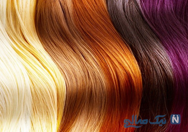 ارتباط رنگ مو با سلامت شما