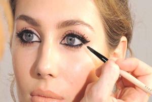 افزایش دوام آرایش بر روی پوست های چرب!