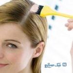 چند ترفند برای جلوگیری از لکه های رنگ مو روی پوست!