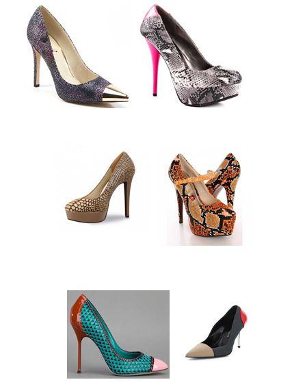 گالری تصاویر زیباترین کفش های پوست ماری زنانه+عکس