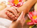 درمان خانگی ترک پا!!