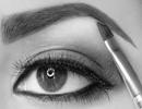ترفندهایی ساده برای زیبایی چشم ها!