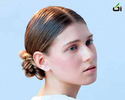 آموزش ۶ مدل زیبای بافت مو + تصاویر