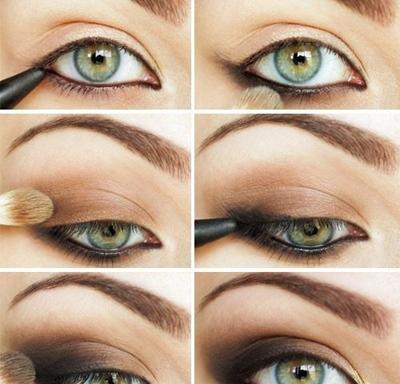 چهار ایده آرایش چشم مخصوص شب ۲۰۱۵+تصاویر