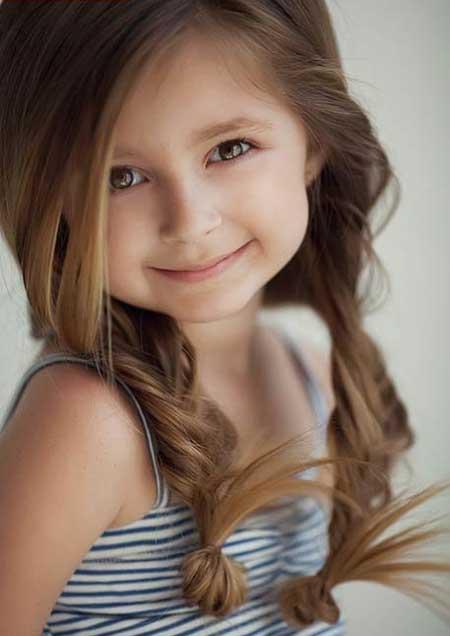 چند مدل موی بسیار زیبا و دخترانه