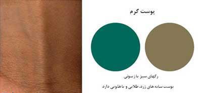 رنگ پوستتان را برای آرایش بشناسید +تصاویر