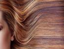 روشن کردن رنگ موها با مواد طبیعی