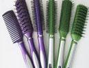 روش های انتخاب بهترین شانه و برس برای انواع مو