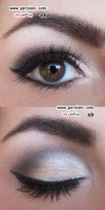 ۴ مدل زیبا در استفاده از سایه چشم +عکس