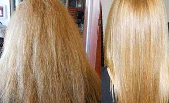 کراتینه کردن موهایتان را با مواد طبیعی انجام دهید!
