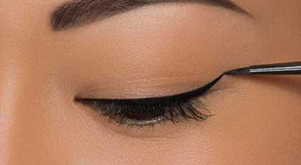 کشیدن خط چشم بصورت سه مدل زیبا و جذاب!+تصاویر