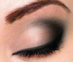 سایه چشم متداول و رایج در بین آرایشگران حرفه ای!