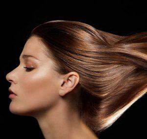 تقویت شدن موهای ضعیف