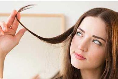 نازک شدن مو و روشهایی برای حجم دادن به موها!