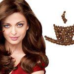 آموزش یک ترفند برای رنگ کردن موها با قهوه!