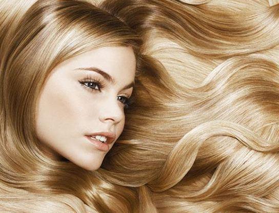 انجام یک تست برای پی بردن به وضعیت سالم بودن موها!