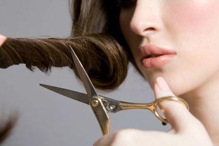 کوتاه کردن مو توسط خود در منزل را یاد بگیرید!