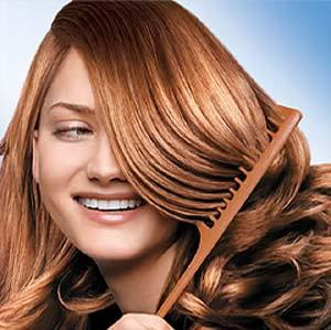 رنگ کردن موها با استفاده از چای و ادویه جات!