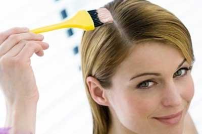 رنگ کردن موها با استفاده از مواد طبیعی به جای رنگ موهای شیمیایی!