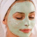 ماسک صورت برای لک و شفاف شدن پوست!