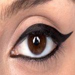 آموزش کشیدن خط چشم بصورت مرحله به مرحله+تصاویر