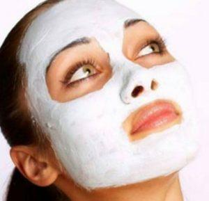 ماسک روشن کننده صورت بسازید!