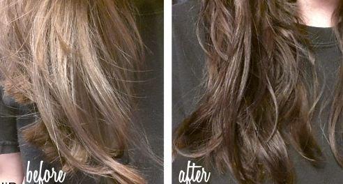 رنگ کردن موها با آبلیمو