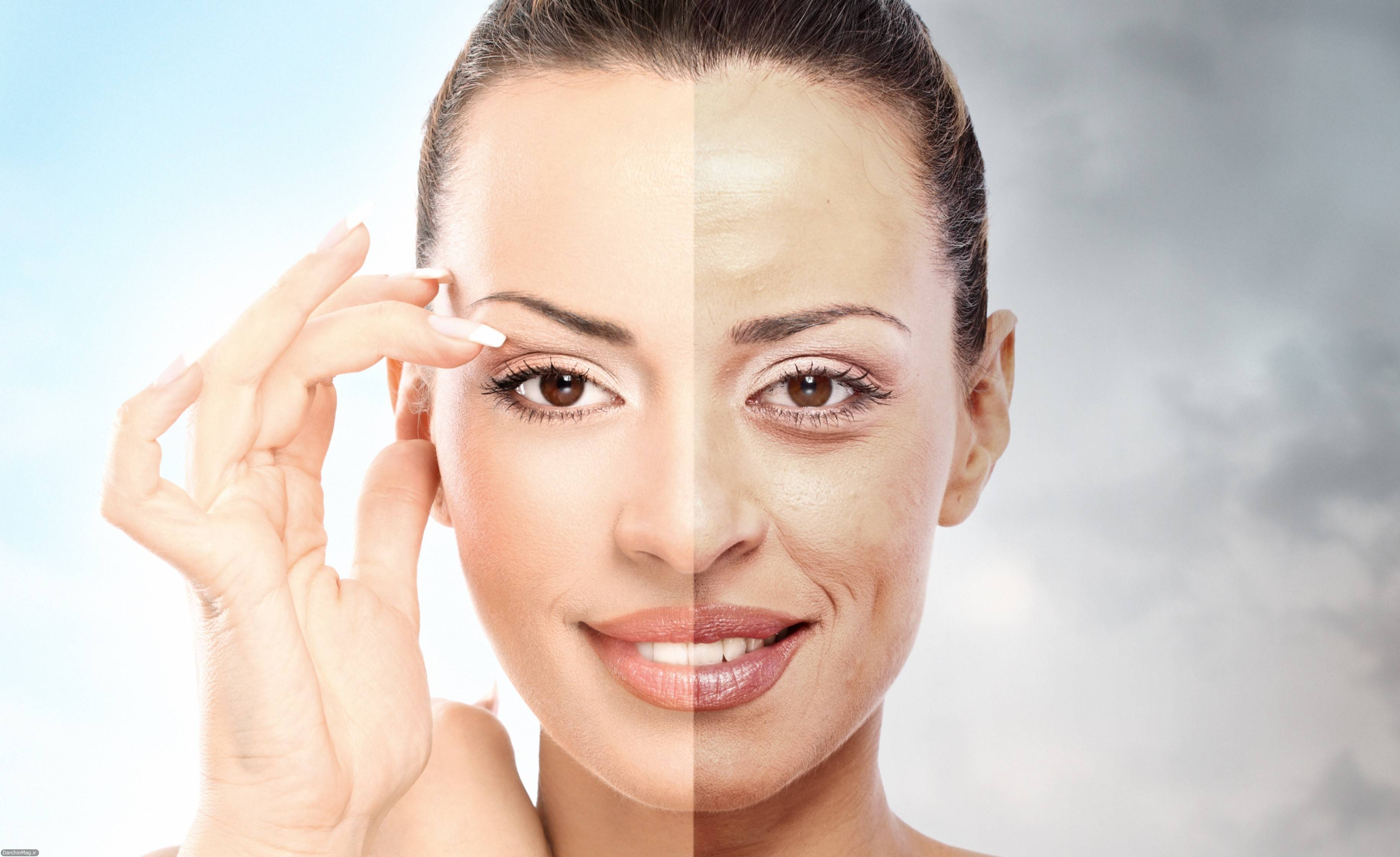 چگونه می توانیم از خشکی پوست صورت جلوگیری کنیم؟