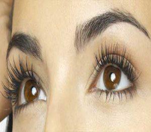 آرایش چشم برای خانم های با سن بالای چهل سال!