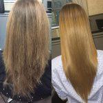 روش های کراتینه کردن مو و فایده ها و ضررهای آن!+تصاویر