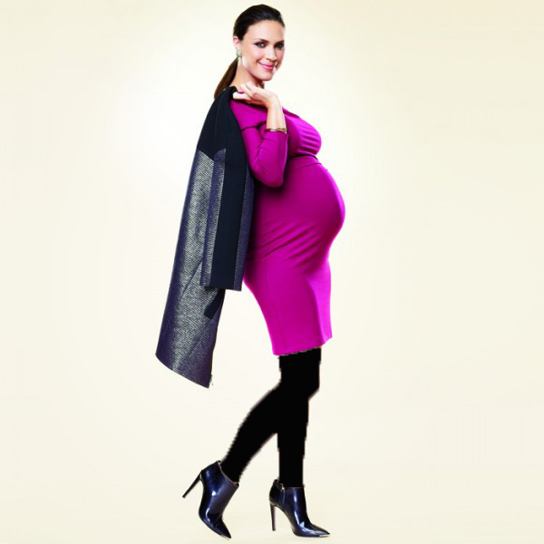 پوشش مناسب بارداری