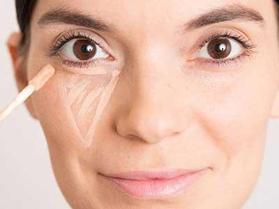 بزرگتر نشان دادن چشم ها با ترفندهای آرایشی!