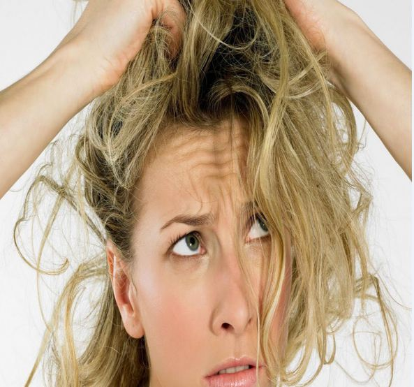 ترمیم موهای خشک به کمک استفاده از ماسک های خانگی!