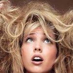 اصلیترین دلیل ایجاد موهای خشک و وز و راه پیشگیری از آن!