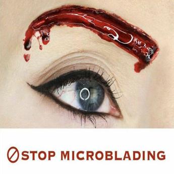 میکروبلیدینگ چیست؟ و چه عوارضی دارد؟!