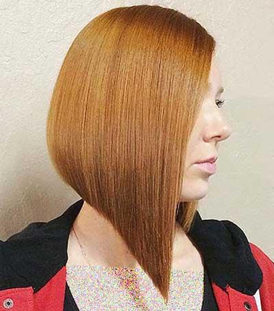 مدل مو برای صورت های گرد
