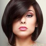 مدل مو هایی که صورت های گرد را زیباتر می کند
