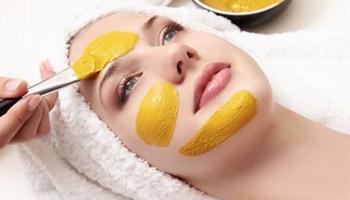 نحوه تهیه ماسک زردچوبه برای زیبایی پوست!