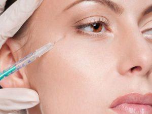 تزریق ژل اطراف چشم چگونه انجام می شود؟!