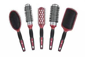 روش های انتخاب برس مو برای انواع مو!