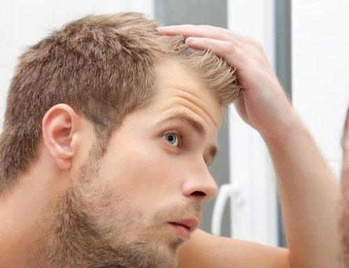 مقابله با ریزش و سفیدی مو