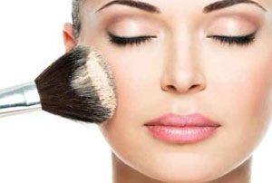 ترتیب استفاده از لوازم آرایش برای یک میکاپ حرفه ای!