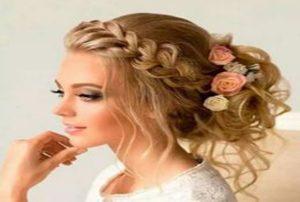 آموزش بستن چند مدل موهای زیبای دخترانه!+تصاویر