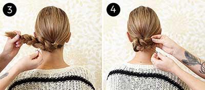 مدل موهای ساده