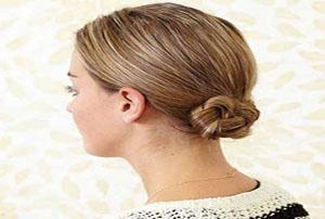مدل موهای ساده و زیبا که در مدت پنج دقیقه انجام میشوند!+تصاویر