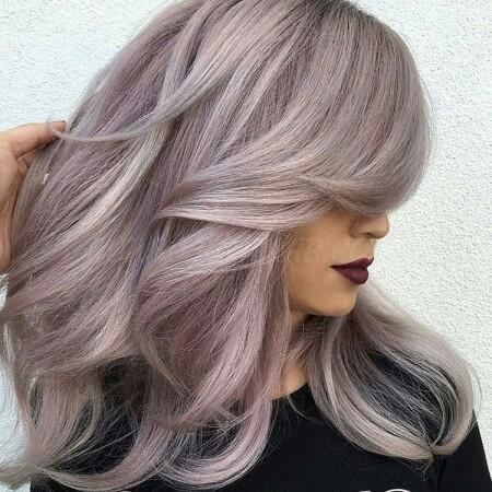 رنگ موهای سمی